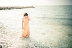 「空と海辺」