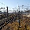 米原駅の絵