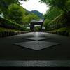 8月31日南禅寺。人も少なく静かでした