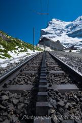Rack Railway to Jungfraujoch St.