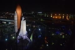夜のシャトル アングルB