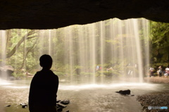 裏 鍋ヶ滝