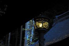 三峯神社の灯篭