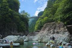 みたらい峡谷