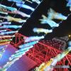 東京タワーとさんまのぼり