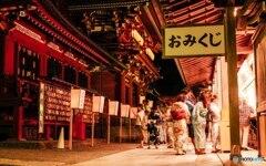 鶴岡八幡宮ぼんぼり祭り2019