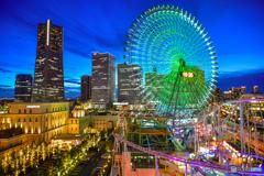 Minatomirai-Bluehour