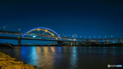 ダブルデッキニールセンローゼ橋