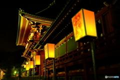 鶴岡八幡宮ぼんぼり祭Ⅱ