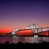 Lighting of gate bridge