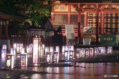 浅草灯篭会祭りーがんばろう日本!ー