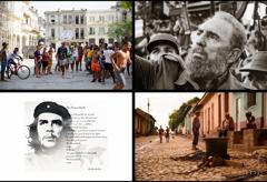 Resistance×Revolutionary=Cuba