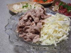 長男の料理(4)