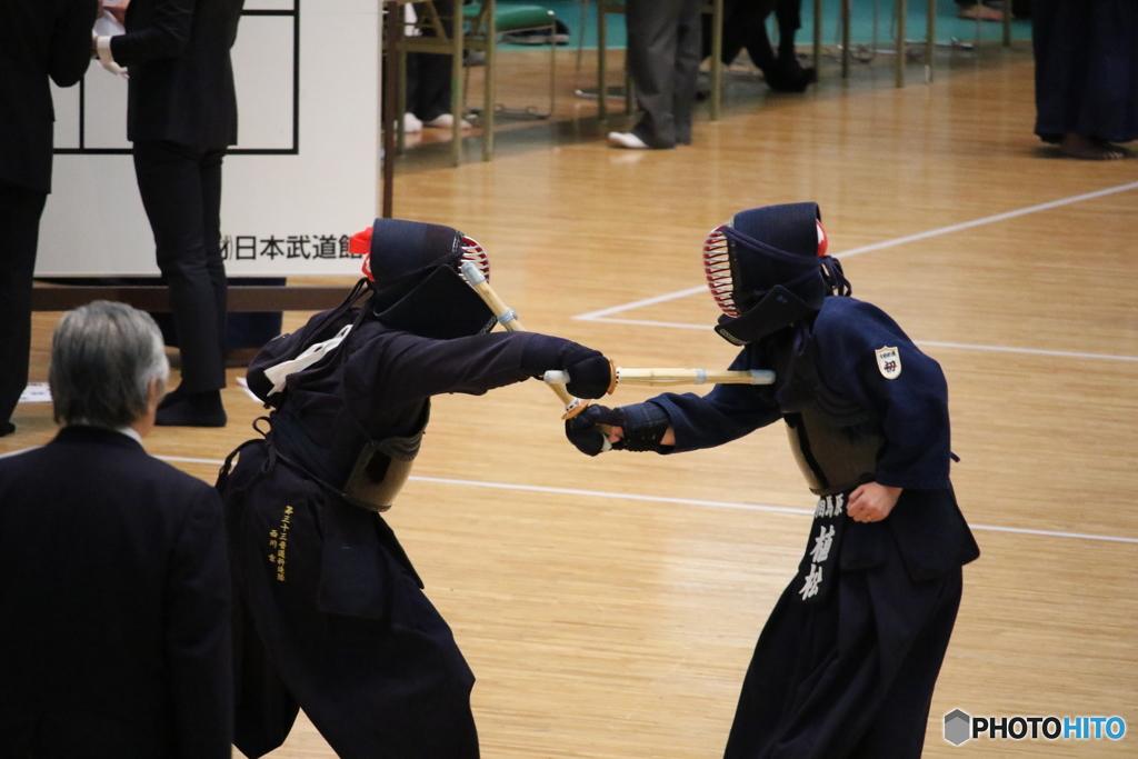第17回 全日本短剣道大会 (3)