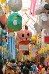 阿佐ヶ谷七夕祭り1