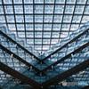 Glass of symmetrical