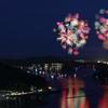 「土佐横浜みなと未来祭り」の花火
