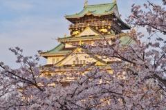 大阪城 西の丸庭園Ⅱ