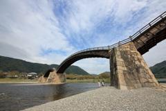超広角錦帯橋