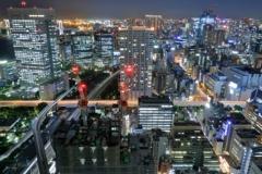 東京夜景Ⅰ
