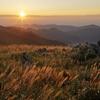 高原の朝Ⅰ