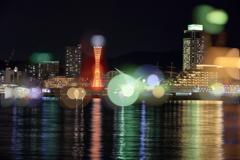 神戸・港夜景