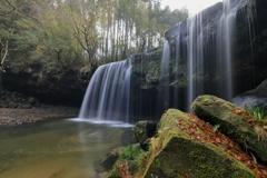鍋ヶ滝(グルグル付)