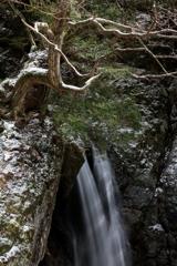 冬の滝Ⅰ ~岩戸の滝~