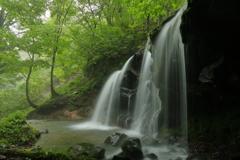 猿壺の滝Ⅲ