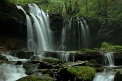 猿壺の滝Ⅰ