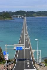 角島大橋(縦バージョン)