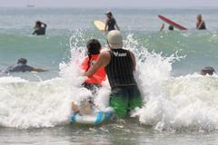 波と遊ぼう!
