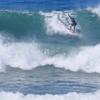 大波に挑む