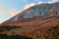 秋彩を纏う ~大山の紅葉~
