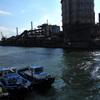 木津川 木津川運河