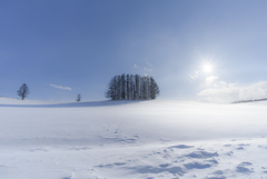 Winter lighting