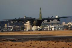 名古屋空港(小牧基地) C-130H