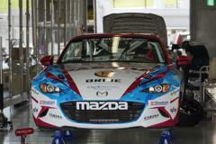 2018 SUZUKA Race of Asia MX5cup