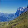 スイス、グリンデルワルドの絶景