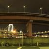 芝浦の静かな夜