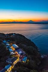 江の島シーキャンドル からの夜景Ⅰ