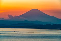 江の島シーキャンドル からの夜景Ⅱ