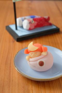 和菓子「端午の節句」