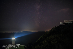 地球岬の夜