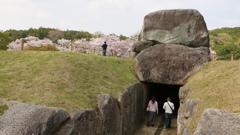 石棺の入り口