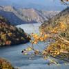 奥只見の秋