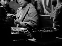 煮込み鍋の夜