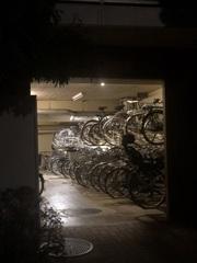 オケピのバイクたち
