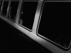 ウェストコーストの窓