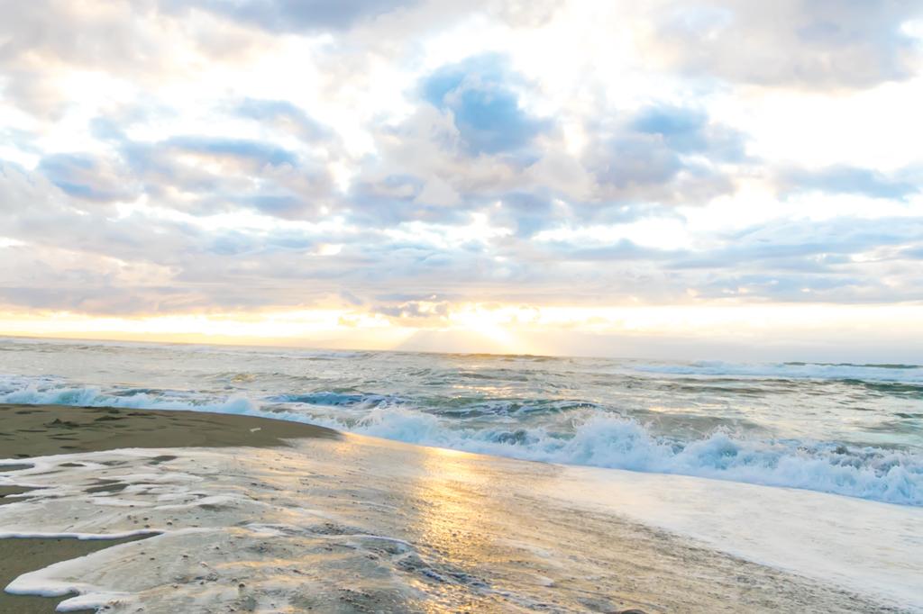 生き続ける海と空
